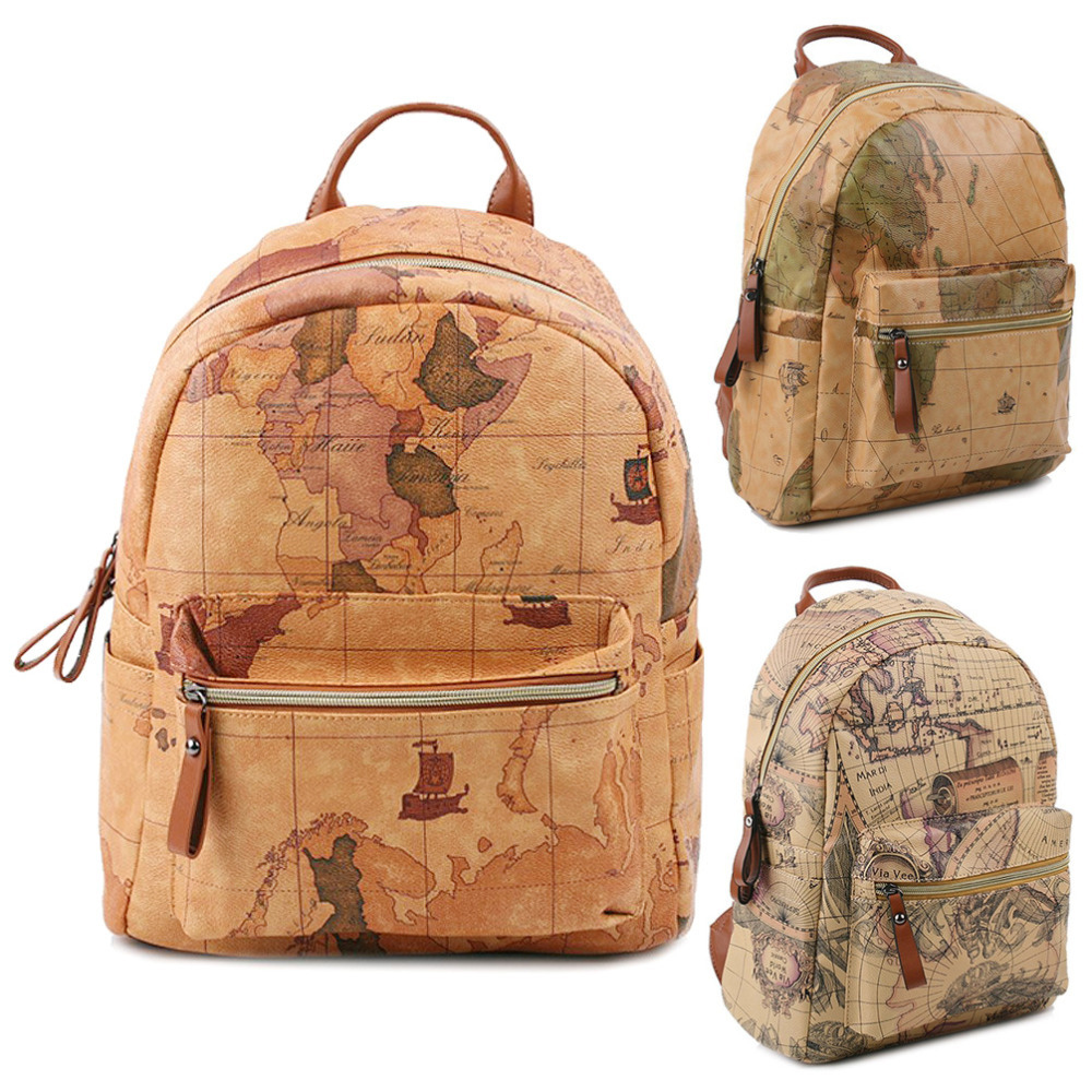 Pattern Backpacks – TrendBackpack