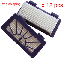 12 pcs/lot Replacement Neato Filter forXV-21 XV Signature XV Signature Pro XV-11 XV-12 945-0048 XV-15 Pet Allergy Cleaner Parts