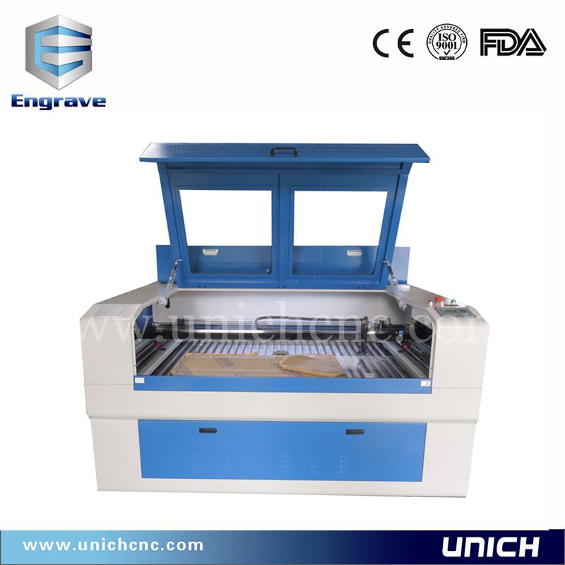 High precision cnc laser engraving machine/acrylic and leather cutting machine/metal laser cutting machine(China (Mainland))