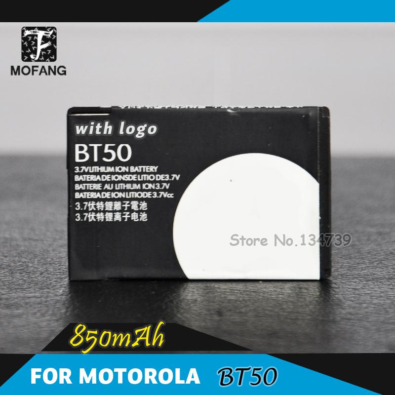 BT50 battery For motorola A1200 A1200r W233 A1208 A732 A810 E2 E11 EX128 K1m K3 w315 v325 v360 v361 EM330 W205 W220 W375 Z6m(China (Mainland))