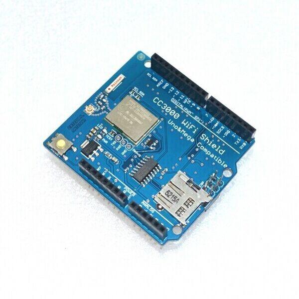 Free shipping cc wifi shield for arduino uno r