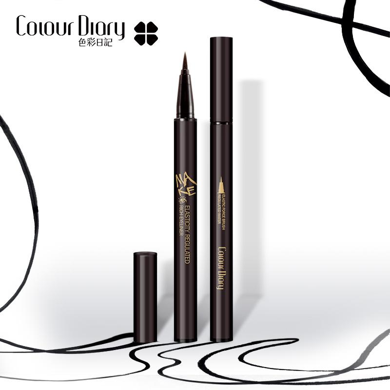 1 PCS Hot à prova d ' água e de longa duração delineador preto de alta qualidade lápis delineador sombra Natural presente de maquiagem entrega grátis