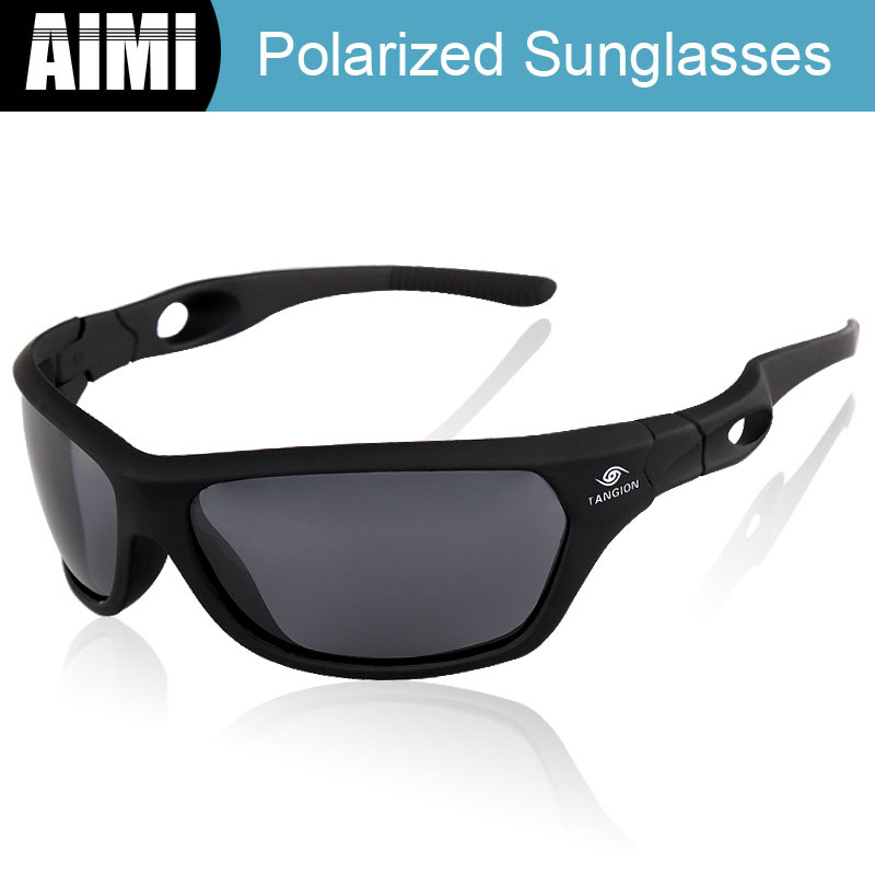 2015 New Arrival Men Polarized Sunglasses Outdoor Sport Goggles Men's Polarizing Glasses High Quality Lower Price Eyewear BK0001(China (Mainland))