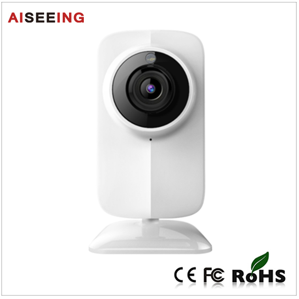 2016 china gold supplier CMOS 1 Megapixel Pan-tilt IP Full HD Mini network cube wireless camera(China (Mainland))