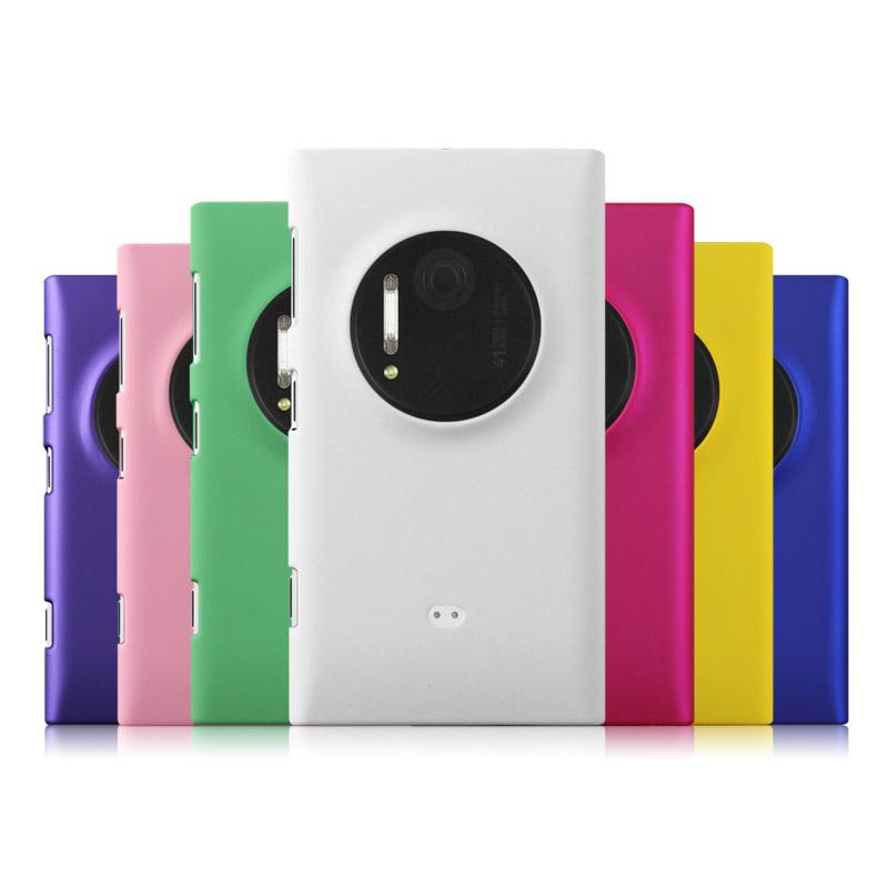 2015 NEW hot!10pcs Amazing Fashion Grind Arenaceous PC Back Cover Case For Nokia Lumia 1020(China (Mainland))
