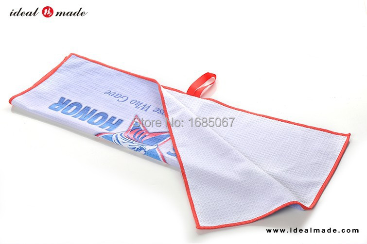 Personalized Golf Towel - Add Your Name(China (Mainland))
