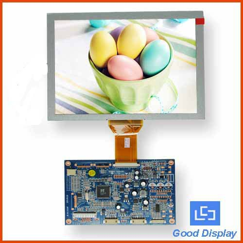 10% off for 2 sets 8.0'' TFT lcd module 800x600 VGA board lcd monitor(China (Mainland))