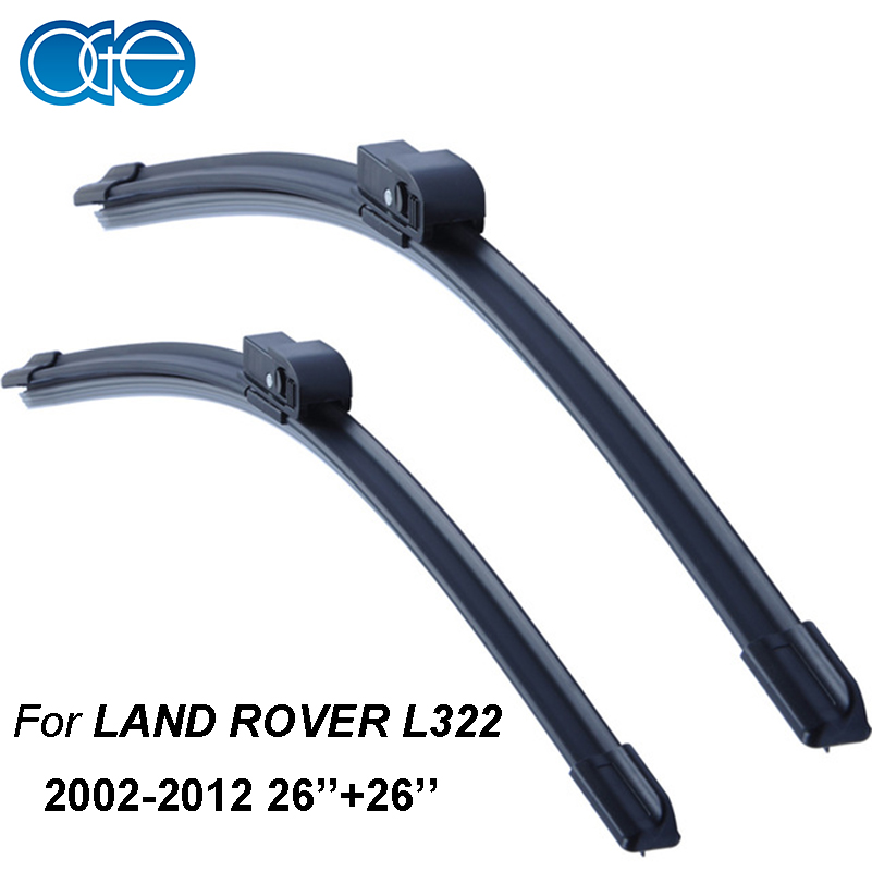 "OGE Car Windscreen Wiper Blade for LAND ROVER Range Rover III L322 Vogue 26""+26"" Professional Front Wiper CPZ104(China (Mainland))"