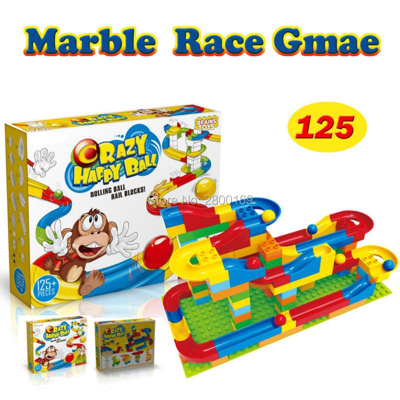 Comment faire une course de jouets en marbre - handpuzzlescom