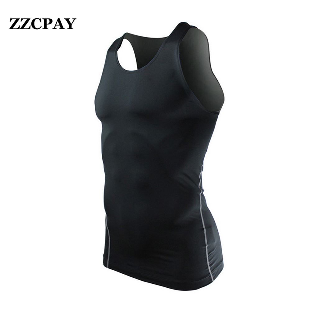 Sports Tight Clothes Fitness Running Training Vest Basketball Clothes Outdoor Sportswear Perspiration T-Shirts(China (Mainland))