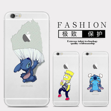 10Asus Zenfone 2 Laser ZE550KL 5.5-inch Cute Cartoon Painted TPU Soft Case Back Cover Shell - No.4 store