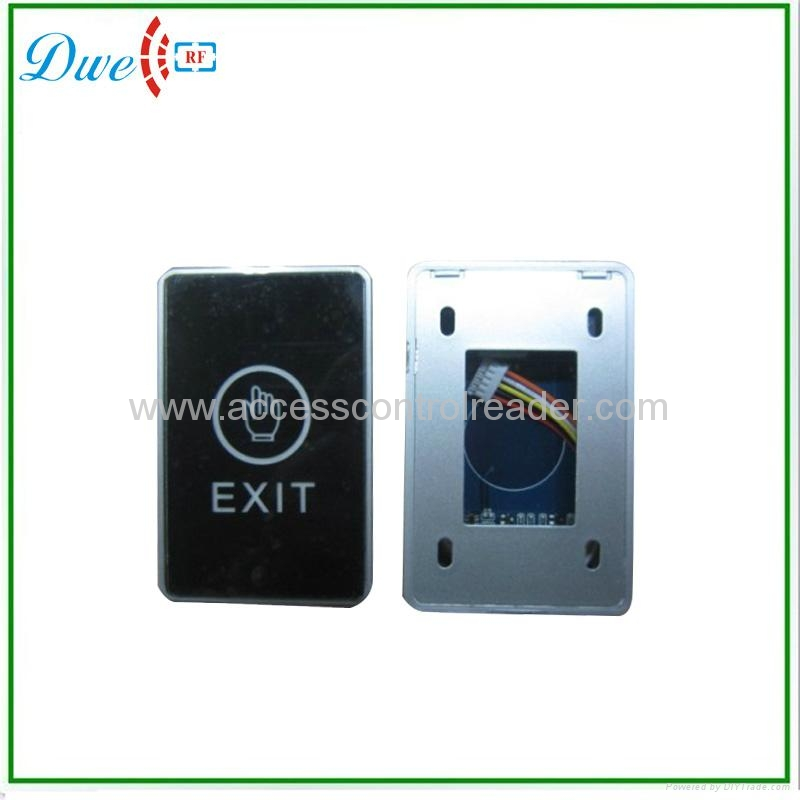 Touch Push exit switch button for access control system touch sensor exit switch