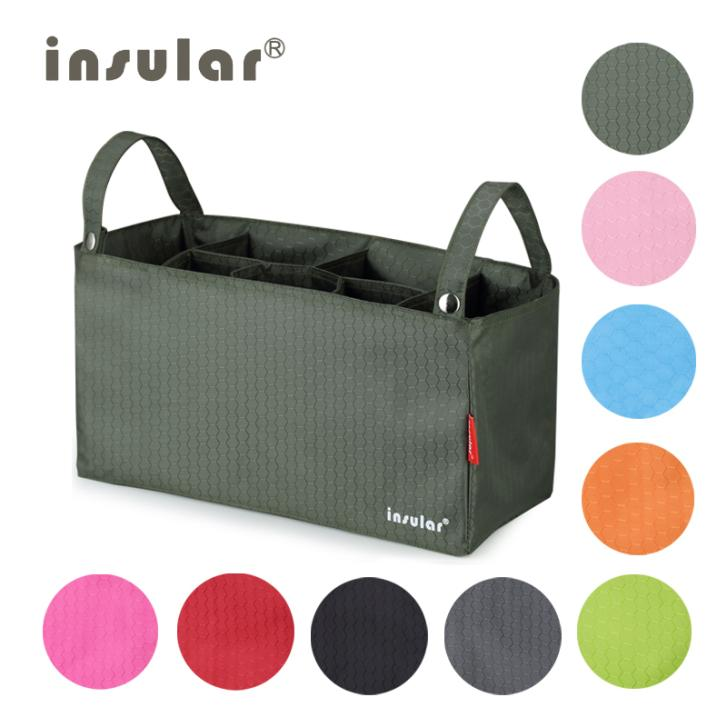 New Arrival Free Shipping Multifunctional Stroller Organizer Bag Baby Diaper Bags Liner Bag Changing Bags For Strollers(China (Mainland))