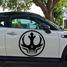 58cm x 58cm 2 x Star Wars Dark Side Alliance Logo Graphic (one For Each Side) Car Sticker For Truck Door Vinyl Decal 8 Colors