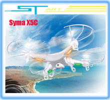 Good quality New Version Syma X5C 2.4G 6 Axis GYRO HD Camera RC mini cheapest Quadcopter RTF RC Helicopter with 2.0MP C boy gift