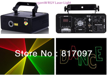 Wholesale 150mW RGY Tri-Color Show Laser Animated Laser Light Scanner 10KPPS 100mW Red 650nm 50mW Green Laser Diode(China (Mainland))