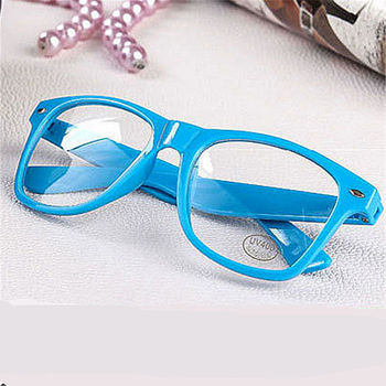 Fashion Simple Men Women Optical Glasses Frame Glasses With Clear Glass Brand Clear Transparent Women's Glasses Frames