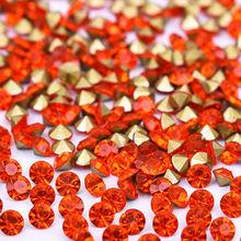 "SS3 1.3 מ""מ-1.4 מ""מ 1 שק עבור 1440 יח'\חבילה svarosvki kristal AB מקורית Strass נקודה חזור ללא תיקונים קישוטי אבנים נוצצים אמנות ציפורן(China)"