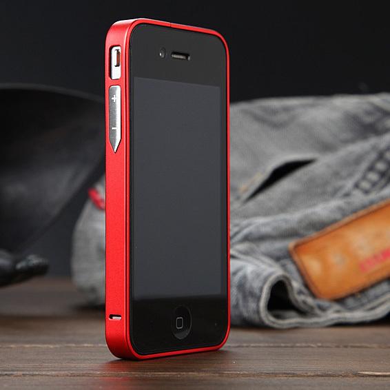 Etui iPhone 4/4S Metal Frame różne kolory