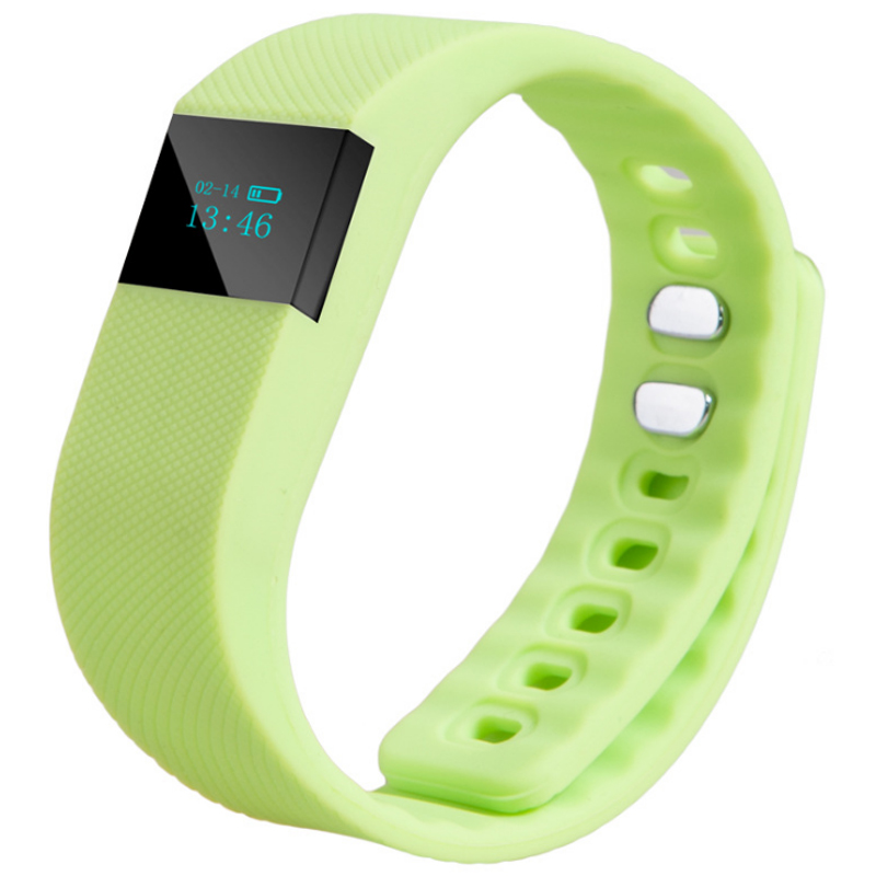 2016 New TW64 Bluetooth Smartband Smart Fitbit Flex Bracelet Sport Wristband Watch For Ios Android iphone
