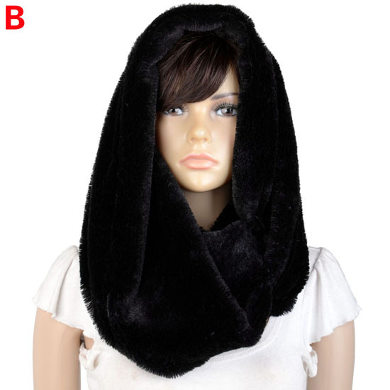 neck hood winter thick chunky infinity scarf,NL-2132Одежда и ак�е��уары<br><br><br>Aliexpress
