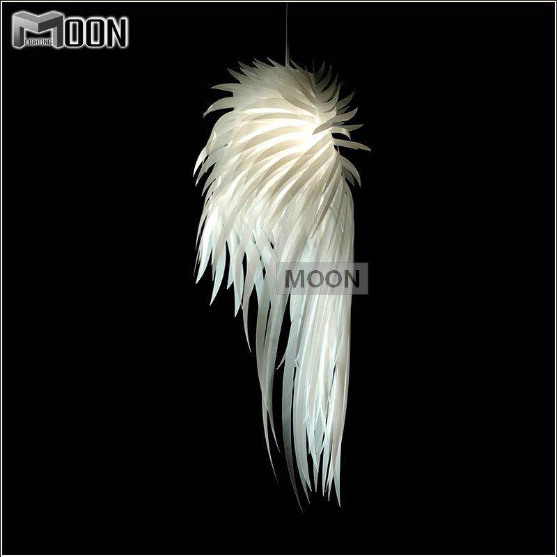nieuwigheid witte moderne hanglamp hanglamp armatuur plastic druppel ...