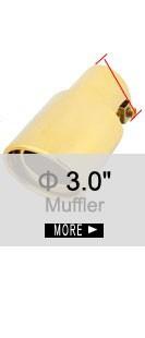 Выхлопная труба Brand new 58 /2,30 Cruze Livina
