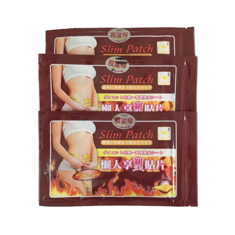 10Pcs Health Care! Slimming Patches Lose Weight Products Slimming Products Navel Stick Slim Patch Weight Loss Burning Fat Patch