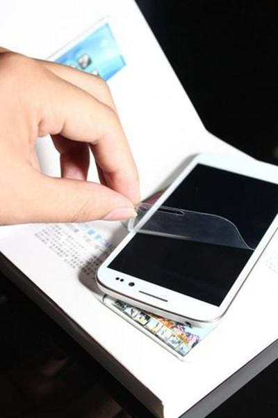 3 pieces of matte Screen Protector Film For UMI X2 smart Cell Phone , free shipping