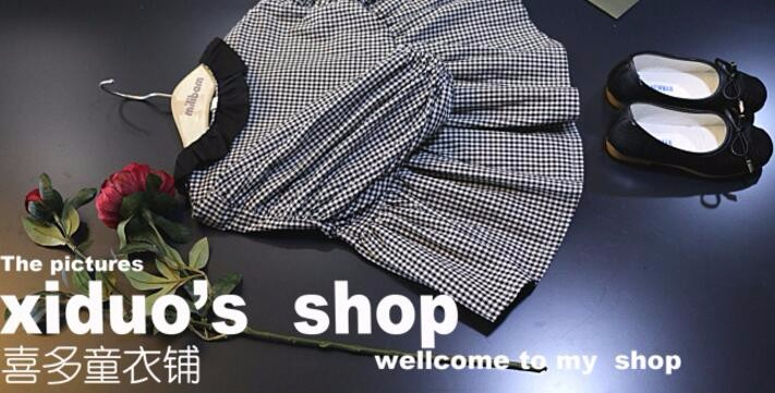 Girls Blouses White & Purple Children Clothing Girl Clothes 2016 Autumn Blouses Big Kids Long Sleeve Cotton Blouse Child Shirt