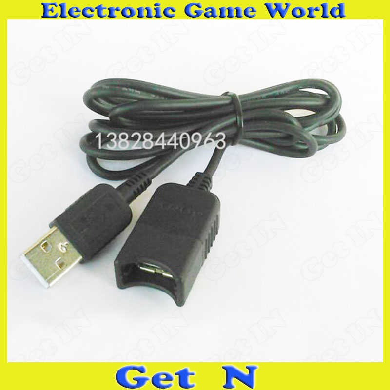 100pcs/lot 1.5cm Length USB Connection Cable Male to Female Jacks for Sony PS3 PS4 PS2 NIC Hard PC etc(China (Mainland))