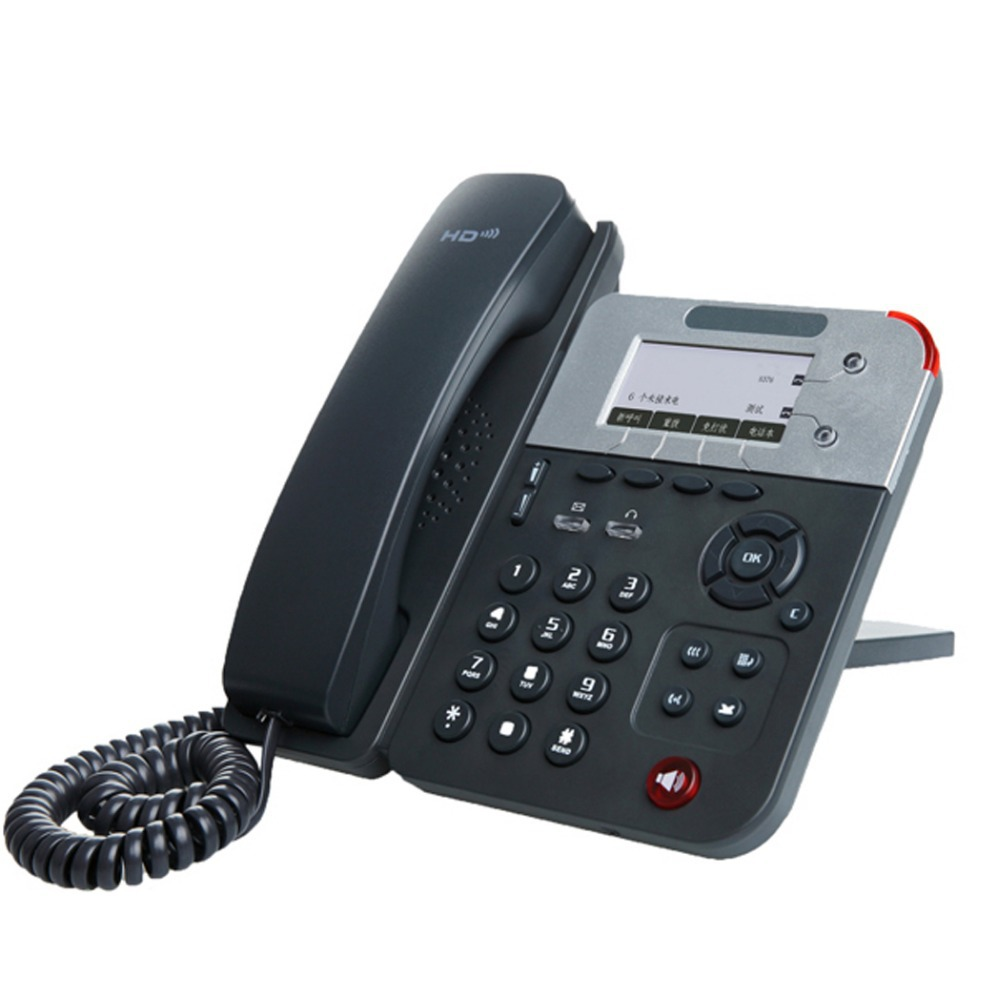 2 Lines WiFi VoIP Phone Wireless IP Phone Enterprise HD Wireless SIP Phone(China (Mainland))