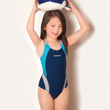 Kid Swimsuit Girl Children Beach Baby Swim Suit Girls Specialty Training Siamese Swimwear Bathing Suits  2015 Summer Swimming