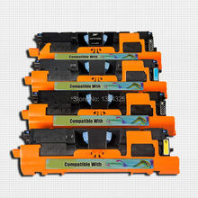 4PC/Lot Compatible For HP Color LaserJet