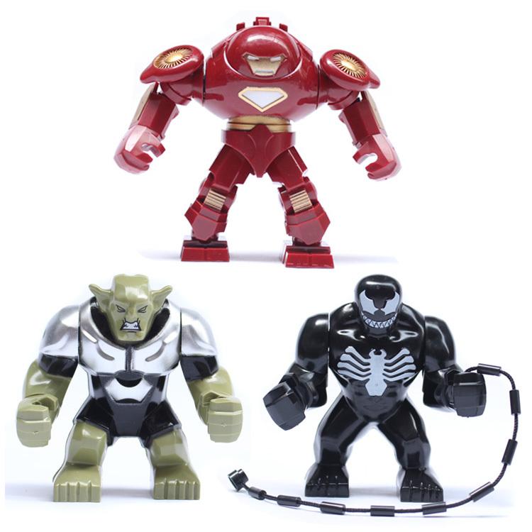 Big Iron Man vs Hulk Big Iron Man Hulk Buster/