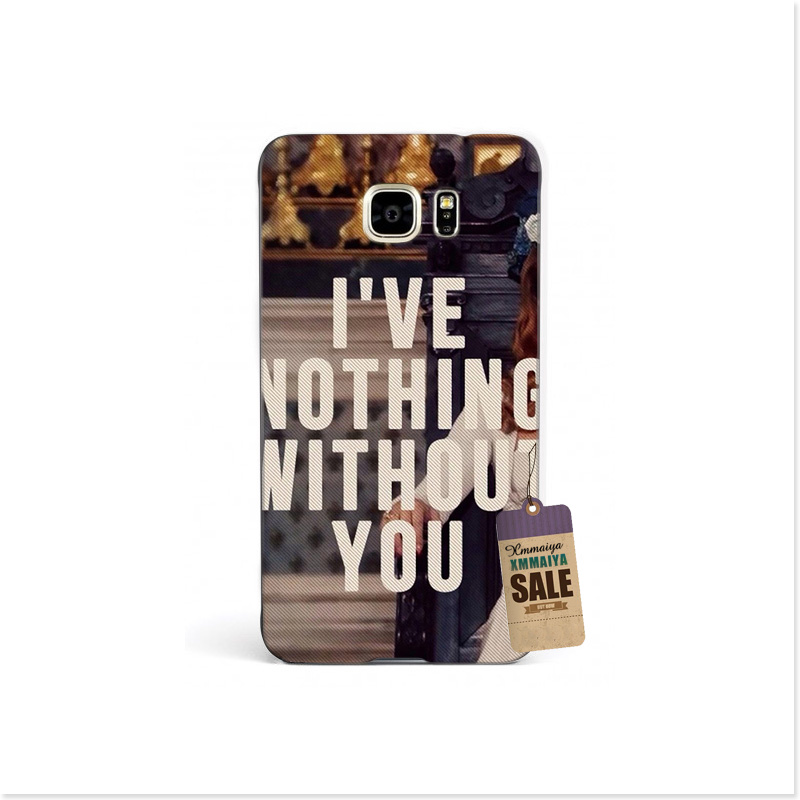Rich And Colorful Life Luxury Accessories Shell Original CoverFor Samsung Galaxy note2 3 4 5 s7 Brand Mobile Phone Cases(China (Mainland))