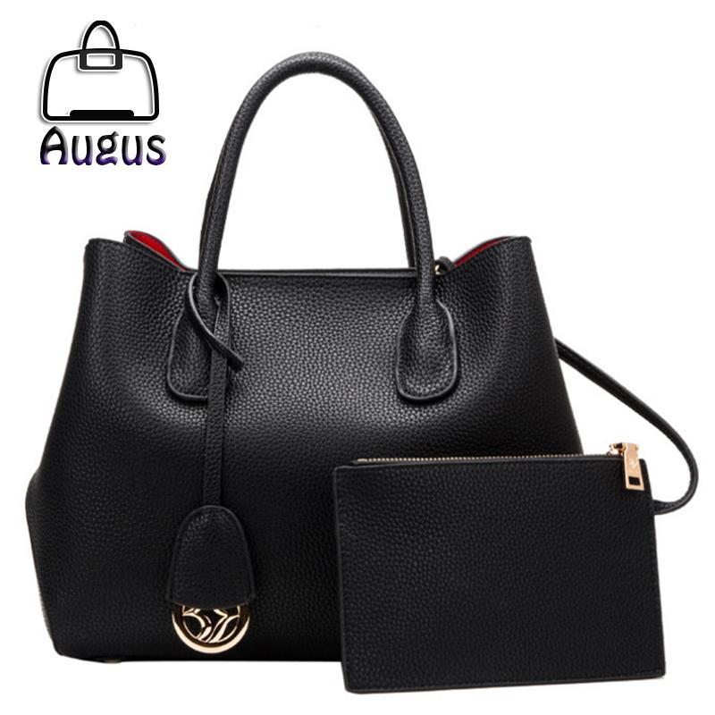 Genuine leather bags luxury handbags women bags designer bags handbags women famous brands 2016 fashion new high quality(China (Mainland))