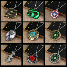 HOT Movie avengers flash captain America green arrow spiderman batman spider-man thor's hammer Male and female Christmas gifts(China (Mainland))