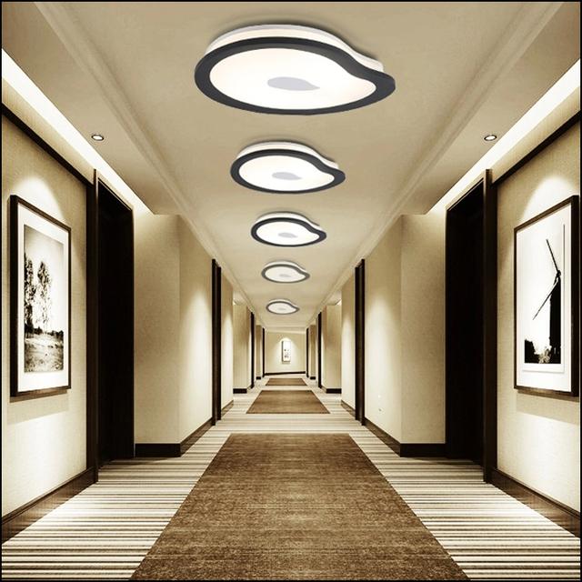 Drei farbe led deckenleuchte schlafzimmer llamp kurze moderne wohnzimmer lampen studie lichter - Moderne wohnzimmerlampen ...
