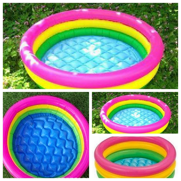 Swim Ring beach Inflatable Swimming Pool for adults and Toddler Baby swim pool piscine inflatable air mattress piscina inflavel(China (Mainland))
