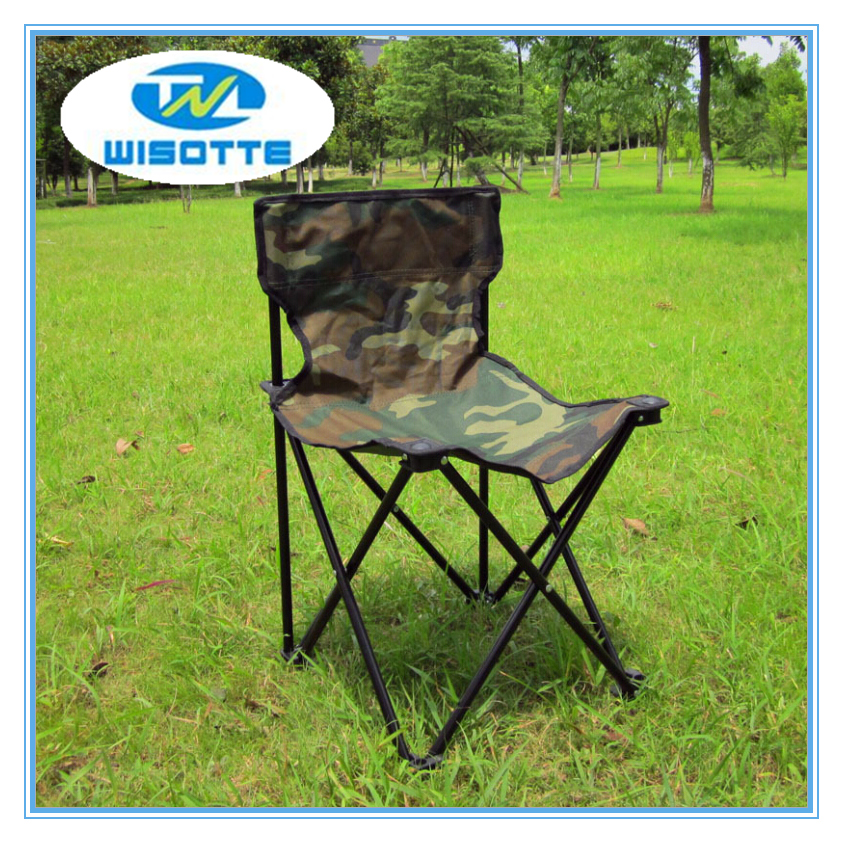 New Promotion fishing chair Portable Chair Folding Seat Stool Fishing Camping Hiking Gardening Pouch Free shipping chair(China (Mainland))