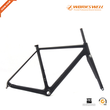 Buy Carbon Cyclocross Frame CX Thru Axle Bike Cyclocross Frame Thru Cyclocross 700c Carbon CX Road Bike Frame for $579.00 in AliExpress store