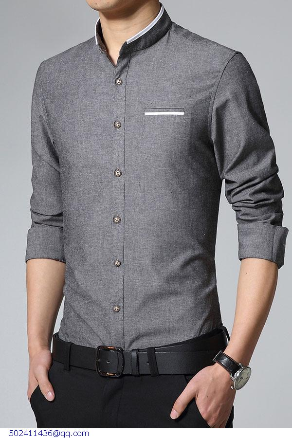 Find men's stand collar shirt at ShopStyle. Shop the latest collection of men's stand collar shirt from the most popular stores - all in one place.