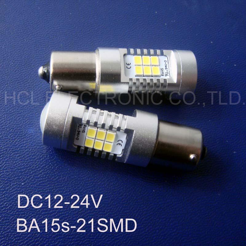 High Power DC12-24V Truck BA15s Led Tail Light Bulb Lamp 1156,BAU15s,P21W,PY21W,1141 Led Reverse Light free shipping 10pcs/lot(China (Mainland))