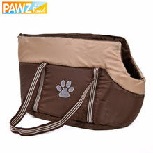 High Quality Durable Cat Outdoor Carrier Pet Bag Puppy Carrier Kitten Cage Dog Bag Single-Shoulder Bag Carrier Cat Cushion(China (Mainland))