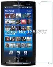 3pcs For Sony X10 Clear Glossy Screen Protector, Screen Protective Film For Sony X10 With Cloth