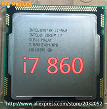 Buy i7 860 i7-860 I7-860 I7 860SLBJJ Quad Core CPU 2.80GHz 8MB Sockel 1156 95W Processor for $87.62 in AliExpress store