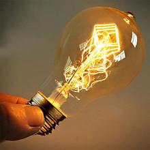 2pcs A19 E27 60W Edison Lamp Light Bulb Vintage Filament Retro Industrial Incandescent light 110/220V Free Shipping(China (Mainland))