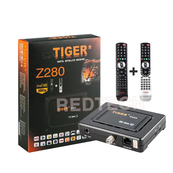 Tiger Digital Satellite Receiver Z280 Z280 hd Satellite Receiver