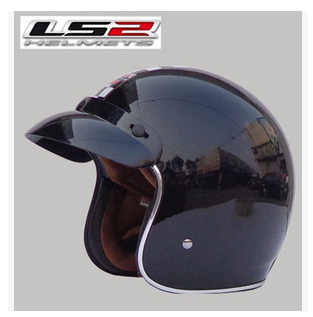Free Shipping LS2 OF583 limited edition retro Prince half helmet motorcycle helmet helmet / Chess player